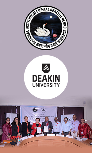 The inauguration of the Deakin NIMHANS Centre of Research Excellence in Developmental Disorders in Bengaluru, India.