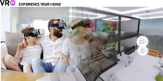 Deakin architecture lab pioneers game-changing VR tool for home