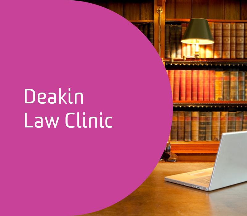 Deakin Law Clinic