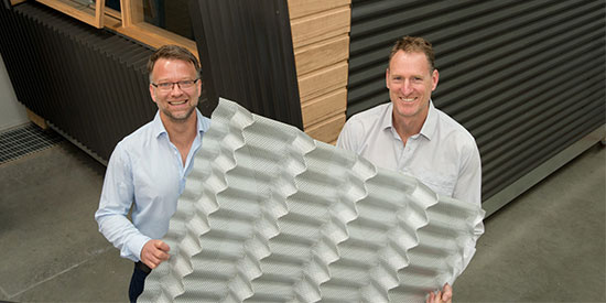 Geelong steel-bending start-up hits its stride