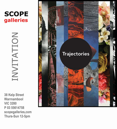 Trajectories exhibition