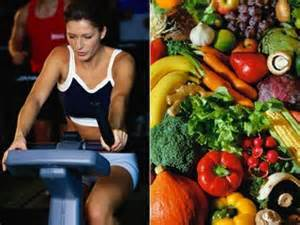 exercise and nutrition