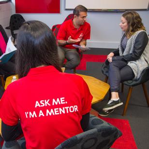 Student mentors