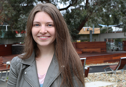 Featured student profile Bethany Smith