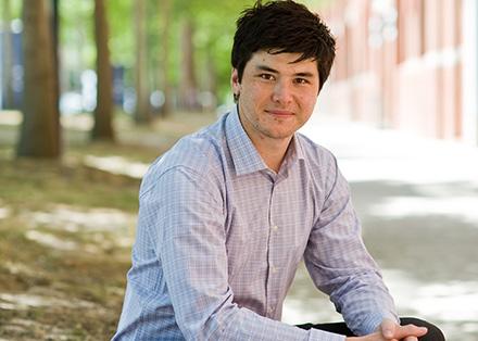 Shaun Chung-Buckland, Commerce graduate