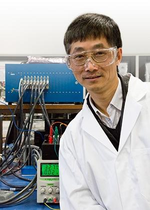 Professor Mike Tan
