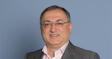 Image of Professor Shahram Akbarzadeh