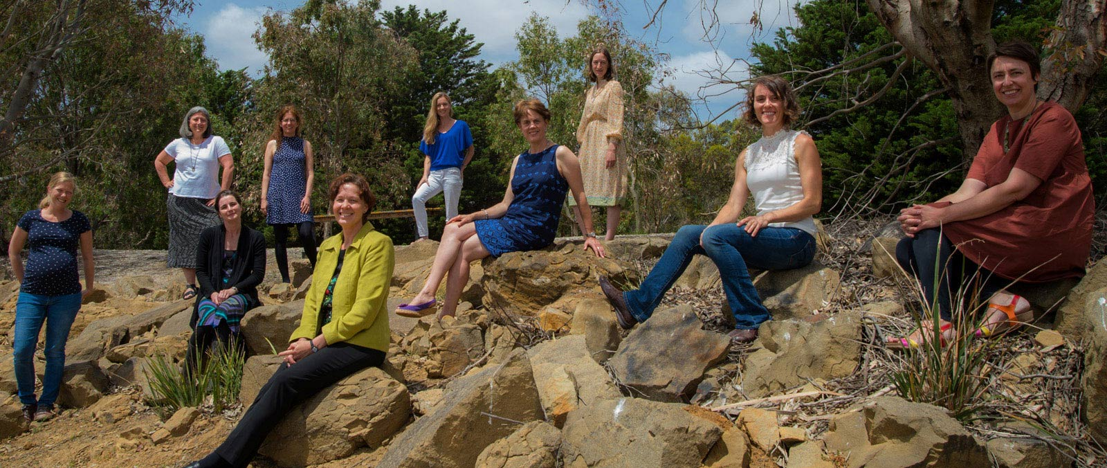 women ecologists provide strength in numbers deakin the number of early and mid career women researchers in deakin s centre for integrative ecology cie has reached a critical mass