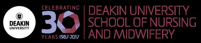 Deakin's School of Nursing and Midwifery. Celebrating 30 years.