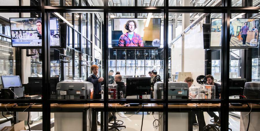 CADET work lab