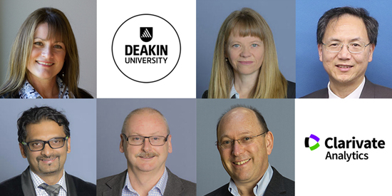 Deakin six join world's 'most highly cited'