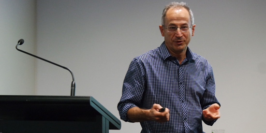 Alfred Deakin Postdoctoral Research Fellow Dr Philip Russo