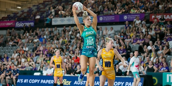 Deakin partners with Netball Victoria and the Melbourne Vixens