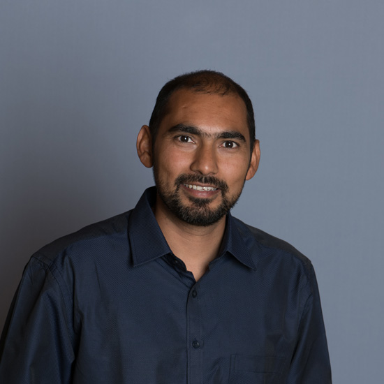 Associate Professor Sunil Gupta
