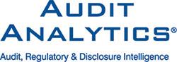audit analytics logo