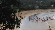 Beach Welcome