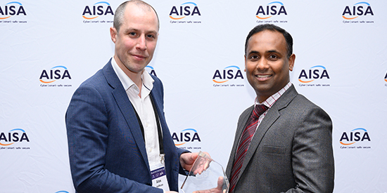 Deakin success at cyber security awards