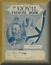 Royal exercise book, 1936