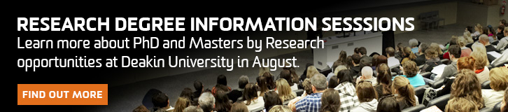 Research Degree Information Sessions