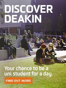 Discover Deakin