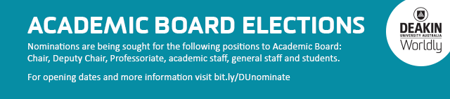 Academic Board elections