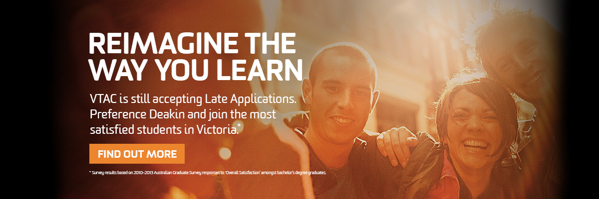VTAC applications now open