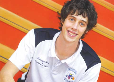 Dylan Taylor Bachelor of Sport Development, 2011