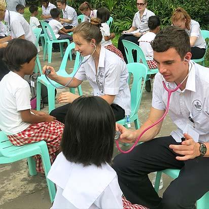 Thailand Study Tour