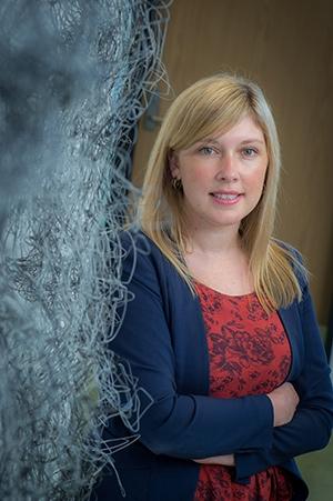 Clinical psychologist Dr Emma Sciberras.