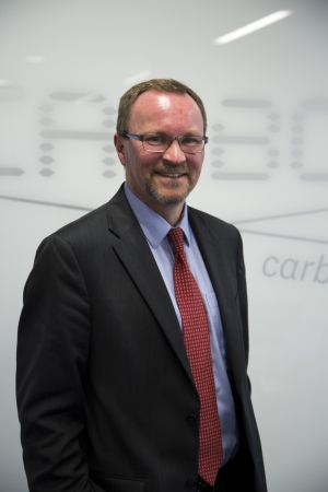 At the helm of Carbon Nexus - Derek Buckmaster.