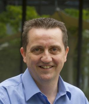 Deakin's Professor Alister Ward led the successful bid for the ARC grant.