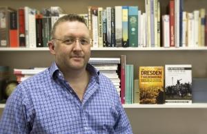 Historian and author, Dr Tony Joel.