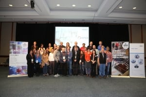 Photo of the group from the WIRMS conference.