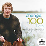Download the 'Change 100 Lives' brochure
