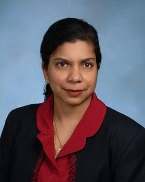 Deakin Professor of Health Informatics Management, Nilmini Wickramasinghe.