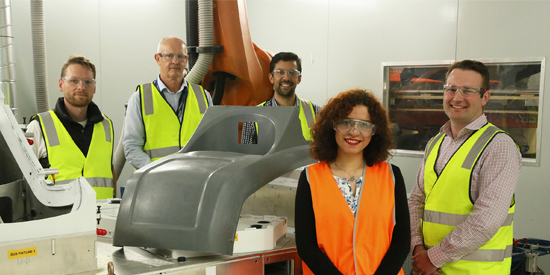 Quickstep brings global R&D to Geelong