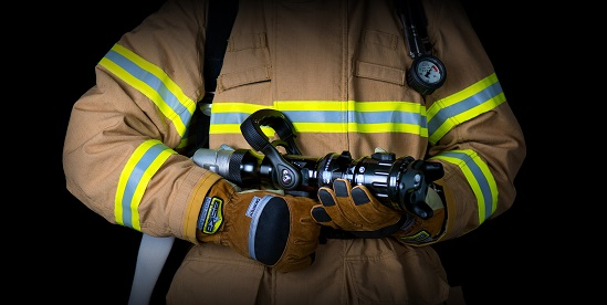 FLAIM Systems' firefighting technology (above) encapsulates the ManuFutures vision.