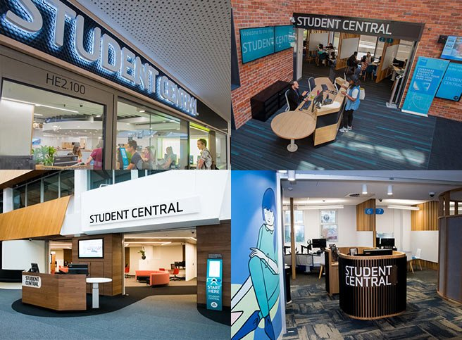 Burwood Student Centrals