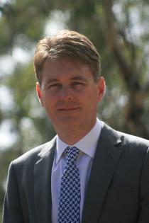 Alfred Deakin Professor Craig Olsson