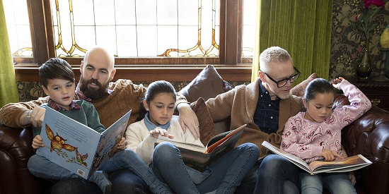 Research shows lack of diverse representation in LGBTQI+ kids' lit