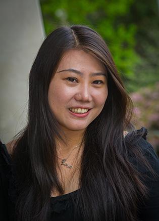 Dr May Hu