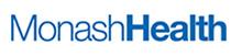 an image of the monash health logo