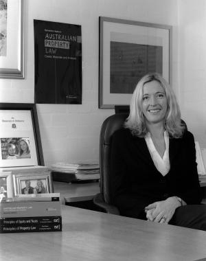 Associate Professor Samantha Hepburn