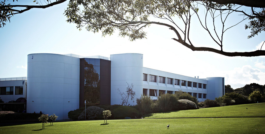 Building J at Warrnambool Campus