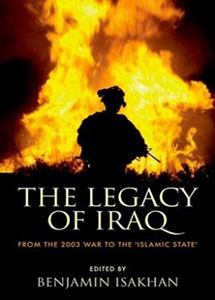 The Legacy of Iraq. Front cover.