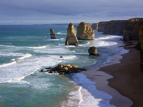 The twelve apostles, Great Ocean Rd, Victoria