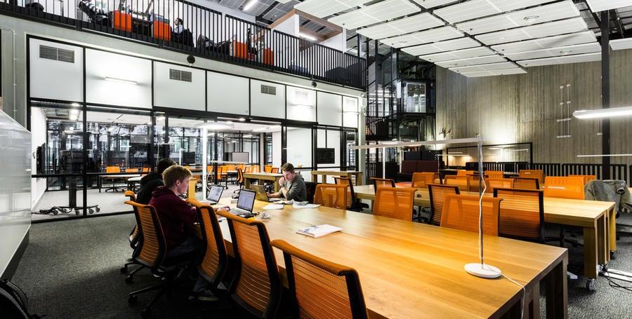 CADET communal workspace