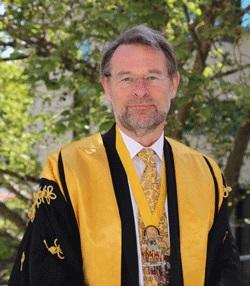 Alfred Deakin Professor David Watters