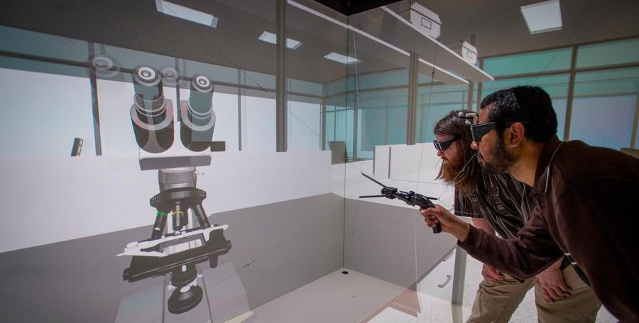 CADET Virtual Reality