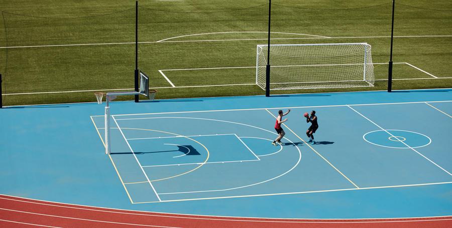 sport at deakin sport facilities basketball